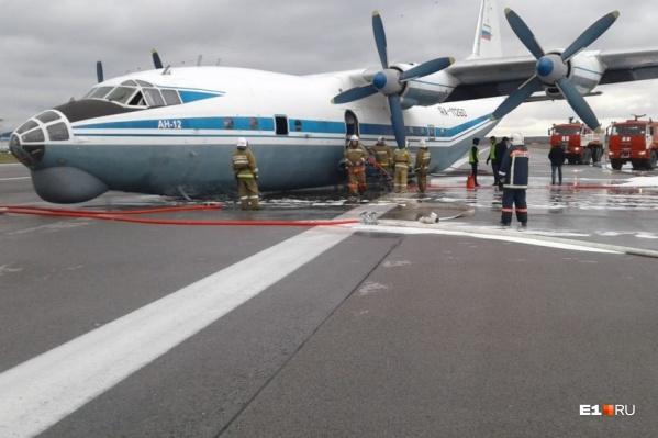Из-за ЧП аэропорт в Екатеринбурге закрыли на несколько часов