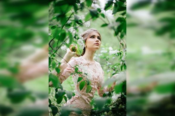Юлианапобедила в конкурсе «Мисс Кама Пермь Пермский край 2018»