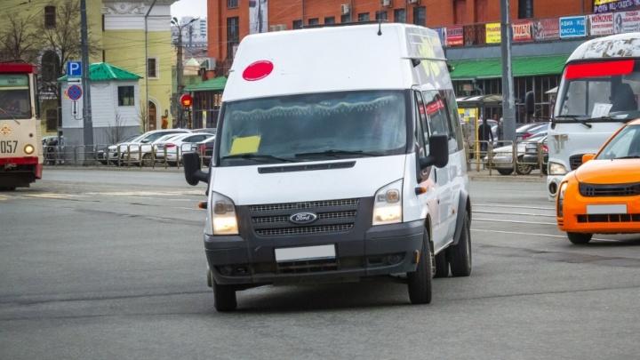 «Хорошо отлаженный бизнес»: в Челябинске выставили на продажу маршрутные такси