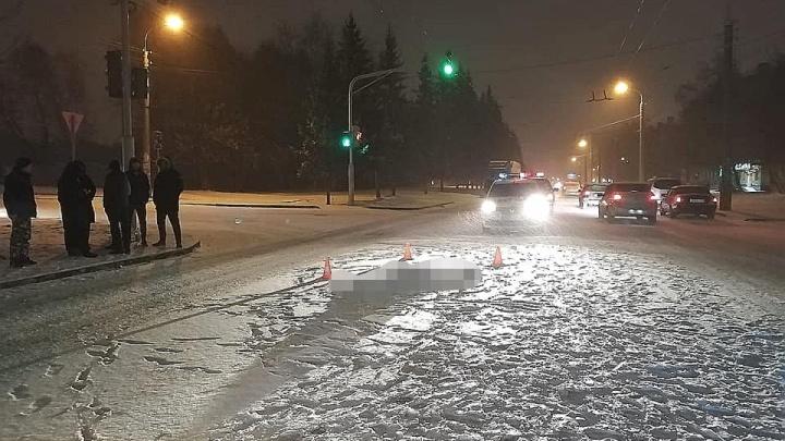 Появились подробности ДТП с погибшим пешеходом на улице Машиностроителей в Уфе