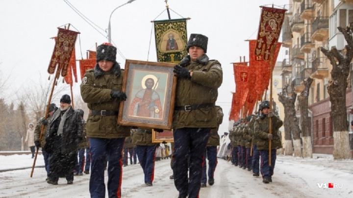 «Взволновался Тихий Дон»: в Волгограде попросили учредитьДень памяти жертв расказачивания