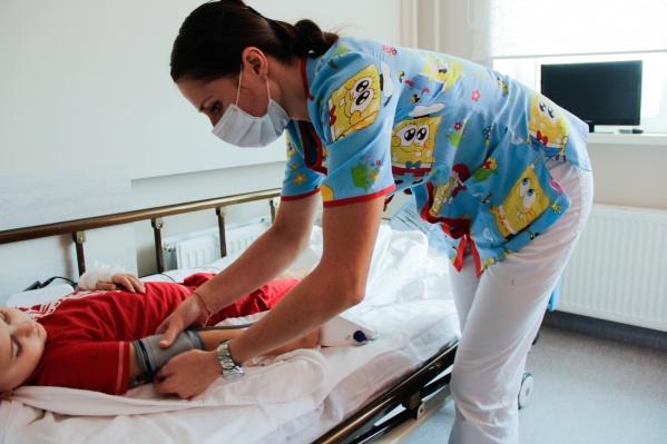 В отделение с впервые поставленным таким диагнозом ежегодно поступают 80 человек