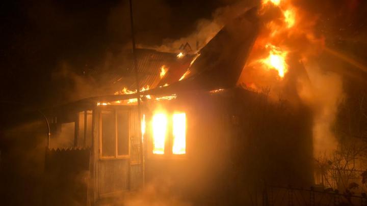 Сгорел в собственном доме: в Тутаевском районе погиб мужчина