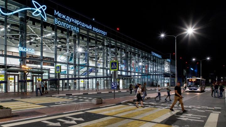 Из-за разболевшихся пассажиров в аэропорту Волгограда экстренно сели четыре самолета