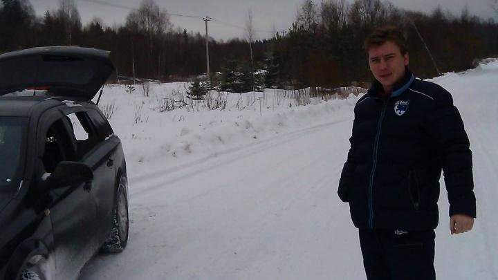 «Выпрошу лопату в мэрии»: неравнодушный москвич рвётся в Ярославль на уборку снега