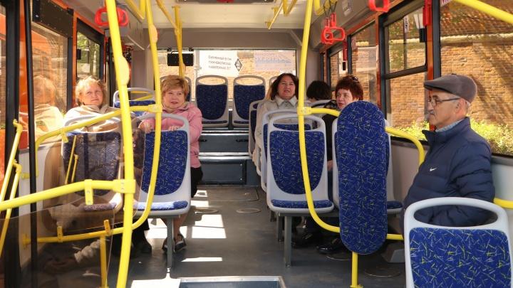 Автобусы и маршрутки изменят движение в Нижнем Новгороде 26 мая из-за эстафеты