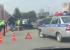 Около «Дирижабля» водитель иномарки сбил мотоциклиста. Его увезли на реанимации