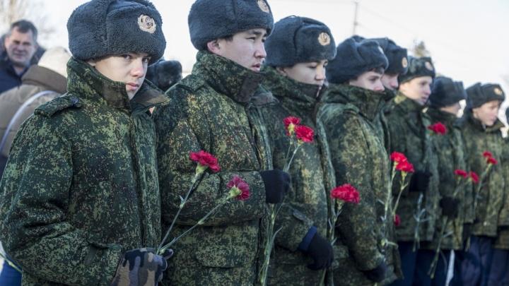Слезы ветеранов и детские голоса: в Волгограде отметили 75-летие снятия блокады Ленинграда