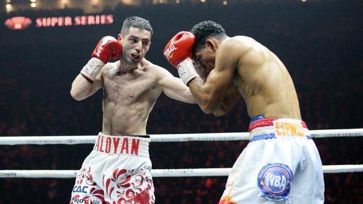 Миша Алоян в тяжёлом поединке одолел боксёра из Никарагуа