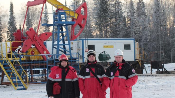 Пермские нефтяники добыли первую тонну нефти на Шуруборском месторождении в Октябрьском районе