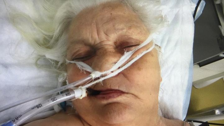 Посмотрите на фото! Челябинцев попросили найти родных женщины, попавшей в больницу с инсультом