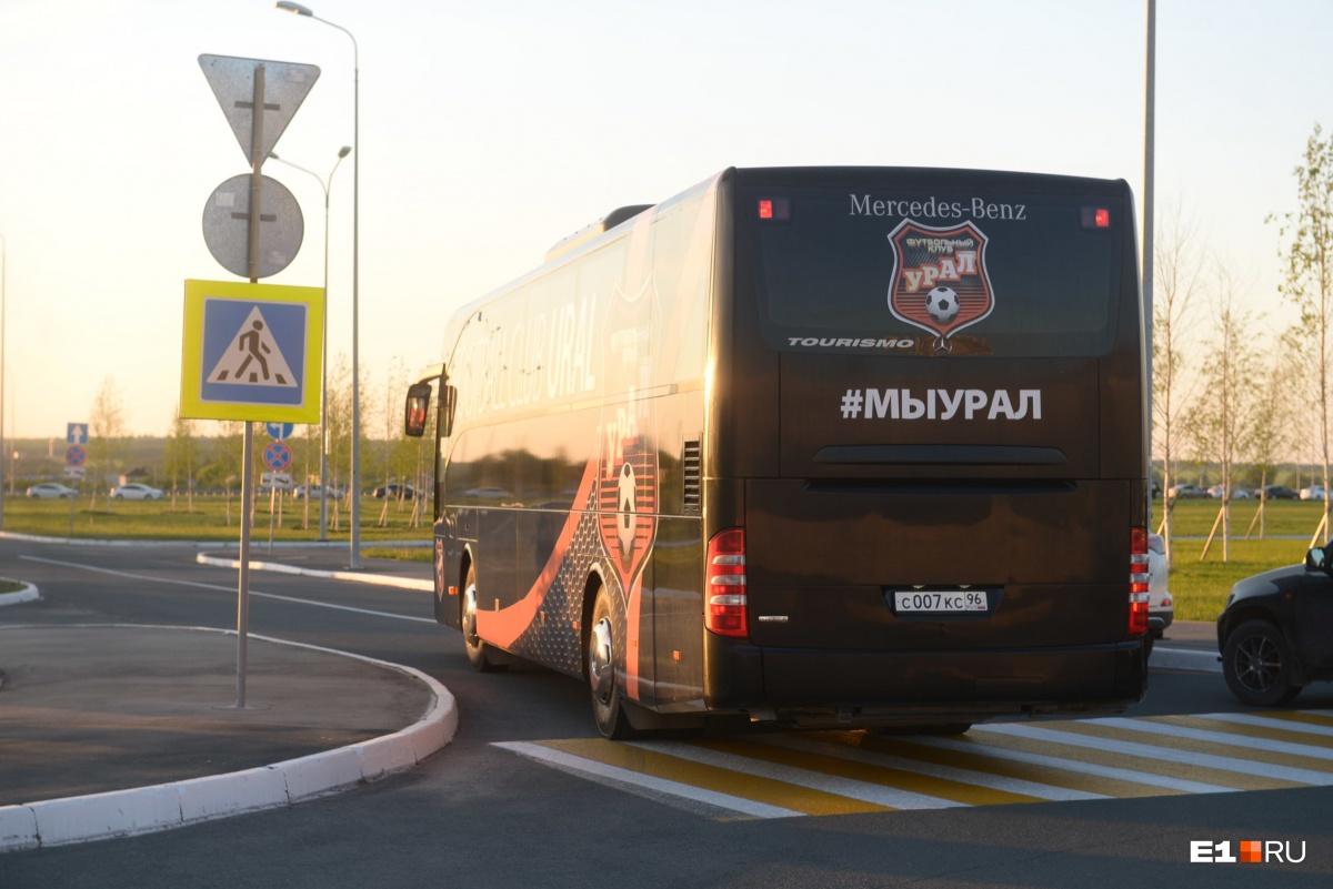 Битва за Кубок: ровно за сутки до финала «Урал» добрался до Самары