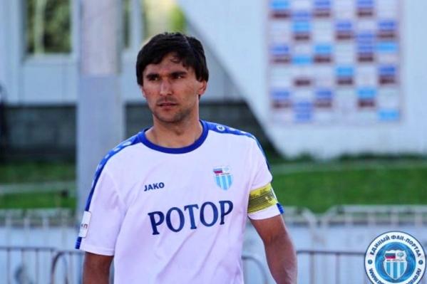 Азат Байрыев сыграл во всех матчах «Ротора» целиком и отметился голом