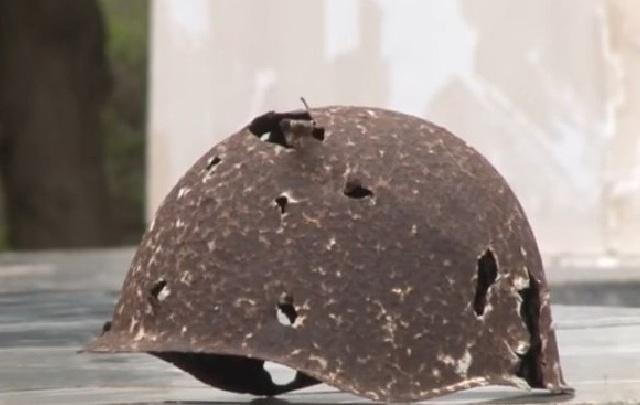 В Башкирию из Крыма передали останки и личные вещи бойца ВОВ