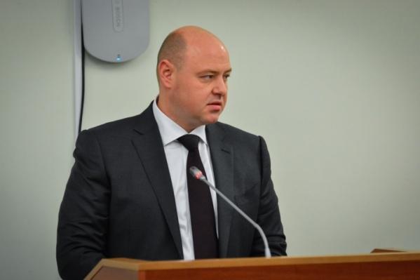 Олег Маркитантов уволился по собственному желанию