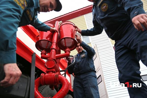 Будьте осторожны с огнем, халатность чревата последствиями