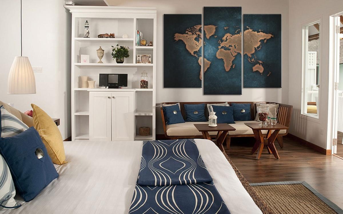 Модульные картины: как стильно и незатратно оформить интерьер квартиры