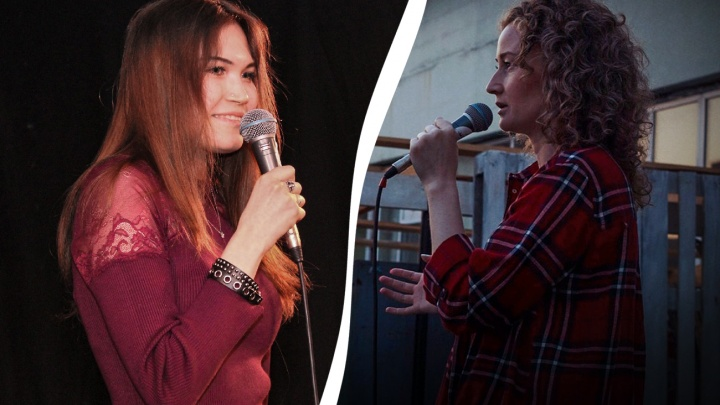 Сексизм и шутки про смерть: честные истории тюменских девушек-комиков
