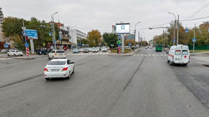 Дорогу на Мориса Тореза планируют расширить