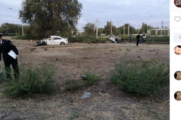 В полиции подробности аварии не комментируют