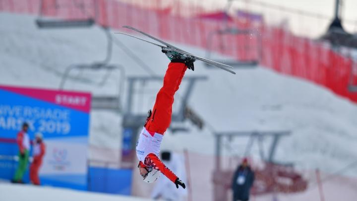 Второе серебро за день: спортсмены из Башкирии рвут Универсиаду