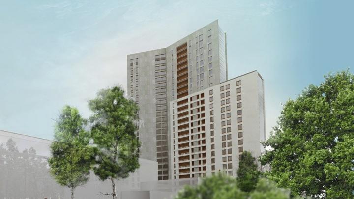 Стали известны подробности о новом жилом комплексе на Юго-Западе