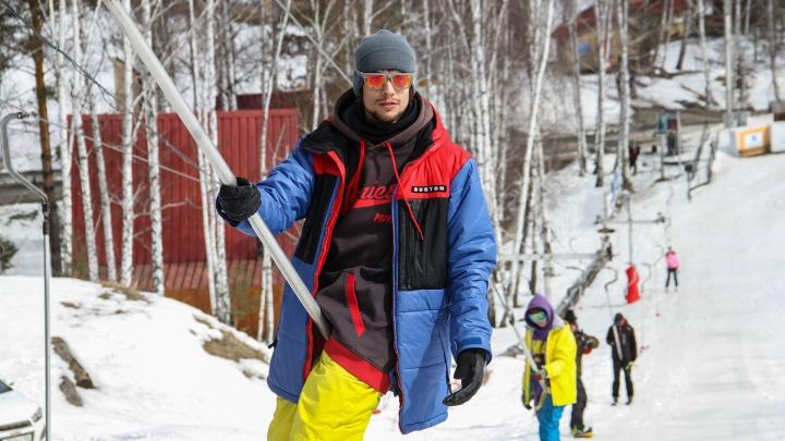Курорт «Абзаково» вошел в тройку лучших для сноубординга в России