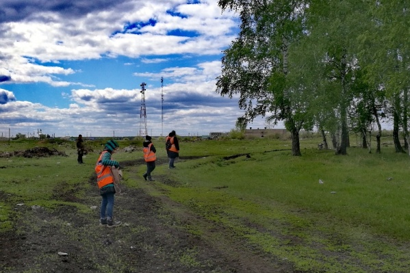 На месте работают волонтёры «ДоброСпаса» и «Лиза Алерт»