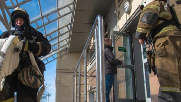 В Самаре из кафе Ferma эвакуировали посетителей