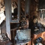 В Башкирии из огня спасли трехлетнего ребенка