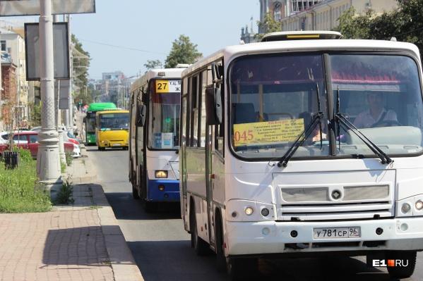 Перевозчиков, которые будут ездить по маршрутам, определят в июле