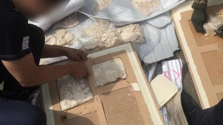 Дело о контрабанде в Челябинск восьми килограммов героина передали в суд