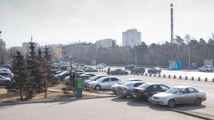 «Инфоком» обвинили в том, что нарушители парковки игнорируют оплату из-за отсутствия паркоматов
