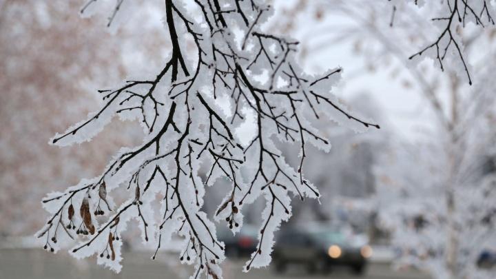 Начало рабочей недели в Башкирии будет морозным
