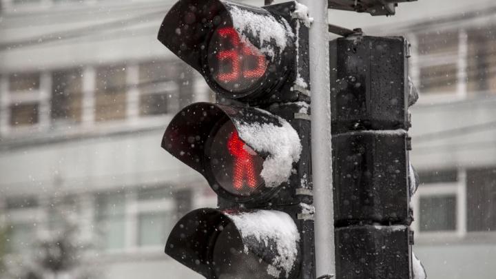 У весны не получилось: в Новосибирск идёт прохладная погода со снегом