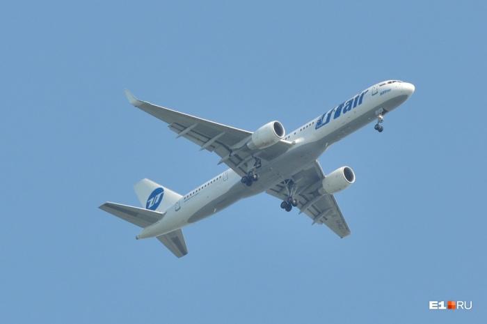 Самолеты из Екатеринбурга в Нижневартовск будут летать по понедельникам, вторникам, четвергам и субботам