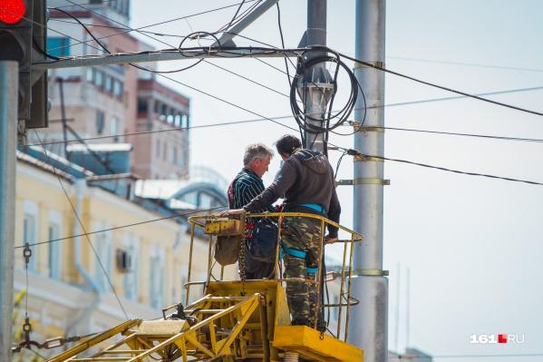 Ростовчане снова останутся без света на несколько дней