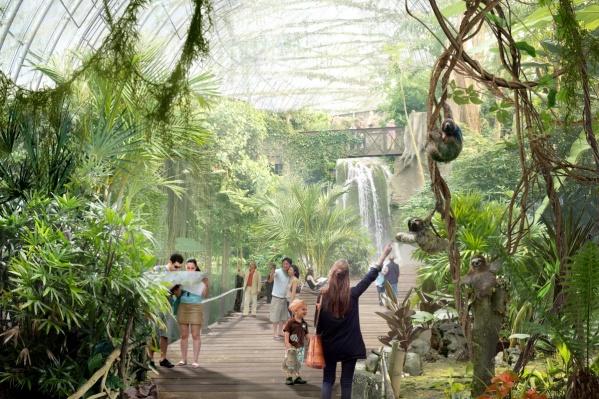Новый зоопарк может появиться не раньше 2030 года