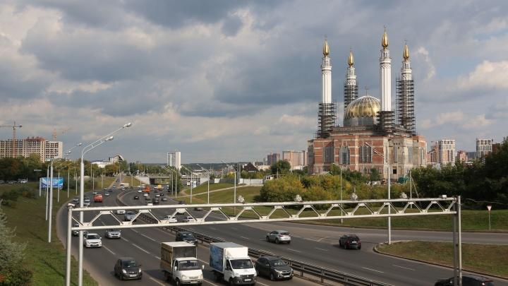 В Уфе возобновили строительство мечети «Ар-Рахим»