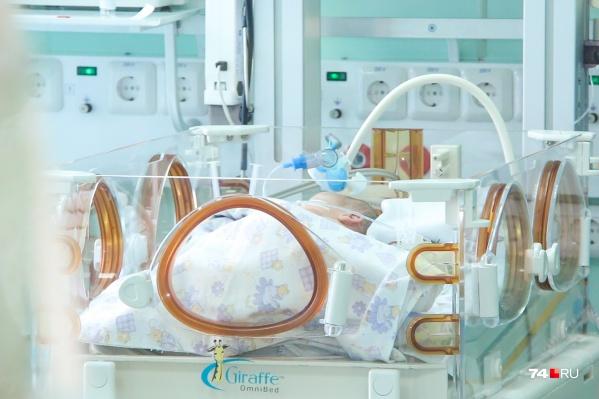 В прошлом году с помощью ЭКО в Челябинской области на свет появился 861 новорожденный