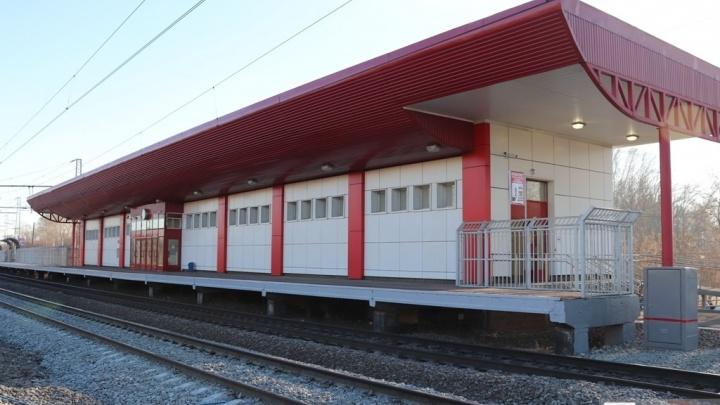 Из Черниковки до ж/д вокзала за 20 минут: в Уфе открыли платформу станции «Спортивная»
