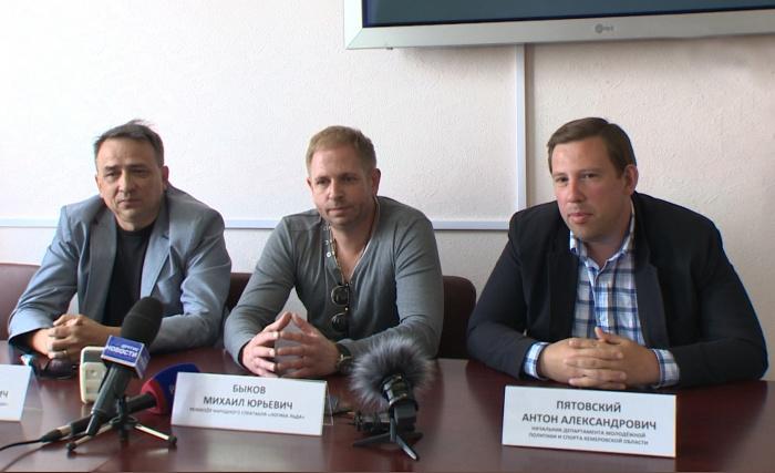 В Кузбассе поставили спектакль о русском хоккее (фото)