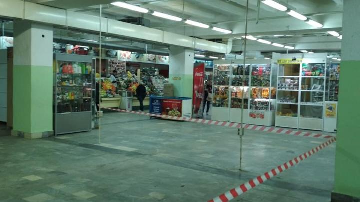 Федералы идут вниз: под главной площадью Челябинска откроют супермаркет