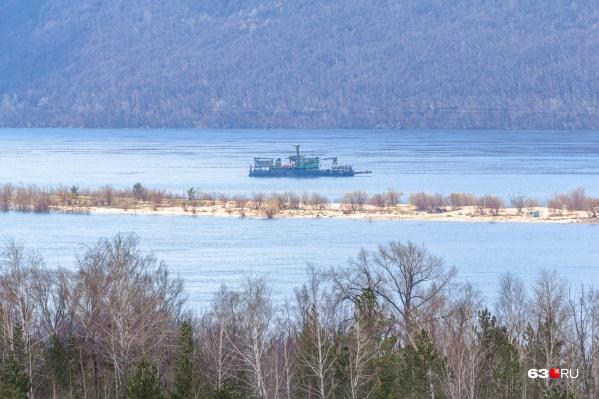 Порт хотят разместить на территории в 68 га