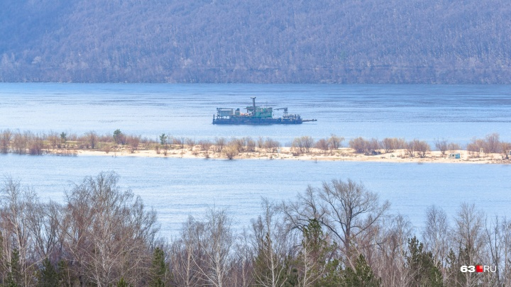 Правительство согласовало планировку территории у стрелки рек Волги и Сока под грузовой порт
