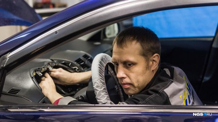 «Угонят — не угонят?»: НГС проверил надежность сигнализации на популярной «Тойоте»