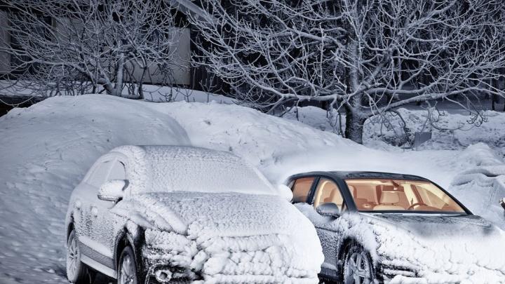 К снегу готов: в Новосибирске появилась доставка аккумуляторов, дворников и меховых накидок в офисы