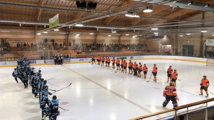 Хоккей: «Сибирь» проиграла заключительный матч на сборах в Финляндии