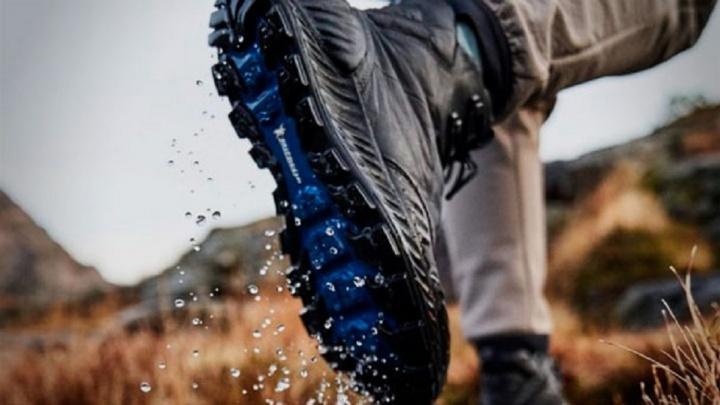 В Омск привезли уникальные ботинки ECCO Michelin