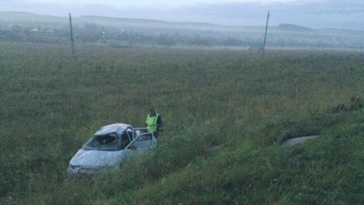 Пьяный повёз друзей на озеро: в Башкирии осудили водителя, по вине которого погиб пассажир